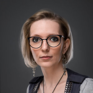 Ушакова Дарья Арт-директор компании